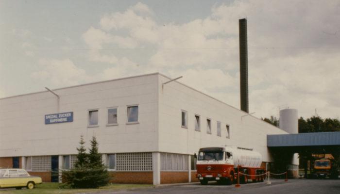 SZR-Gebäude 1977